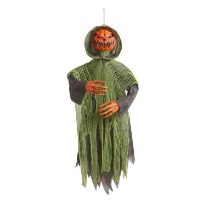 4 ft. LED Hanging Jack-O-Lantern