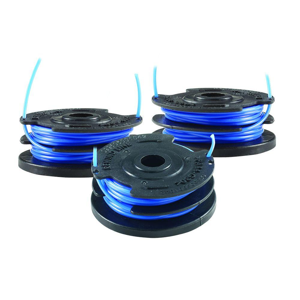 Toro 0.065 in. Dual Line Replacement Spool for 13 in. 48-Volt Trimmers (3-Pack)