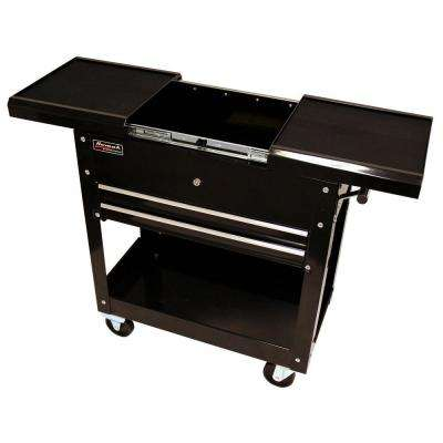 Professional 27 in. 2-Drawer Utility Cart