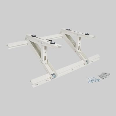 Universal 34 in. W Mini Split Air Compressor Stand for Pitched Roofs