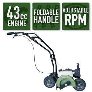 Sportsman Earth Series 2-Cycle 43cc Gas Edger with Recoil Start by Sportsman