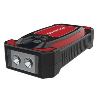 8000 mAh Lithium Powered Vehicle Jump Starter and Power Bank