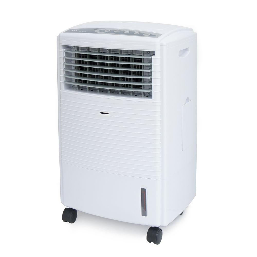 Air Handling Evaporative Cooling : Spt cfm speed portable evaporative air cooler with