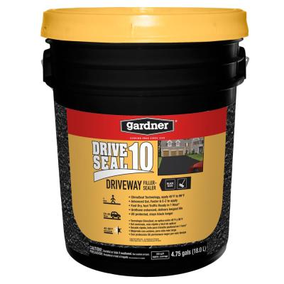 4.75 Gal. Drive Seal 10 Driveway Filler and Sealer