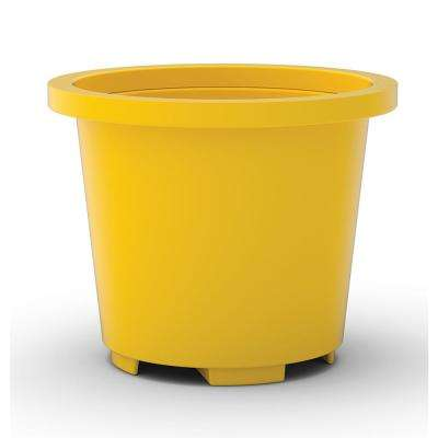 Drum Containment Base in Yellow
