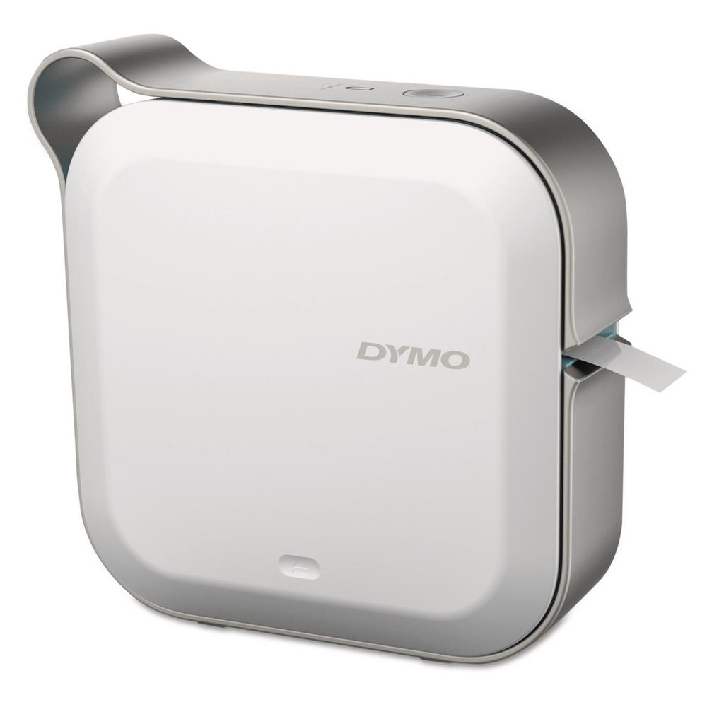 Dymo Bluetooth Label Printer Dymo Mobilelabeler Bluetooth Label Maker 4 Lines 8 3 10