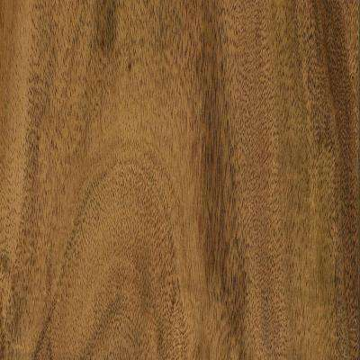 Take Home Sample - Hand Scraped Natural Acacia Solid Hardwood Flooring - 5 in. x 7 in.