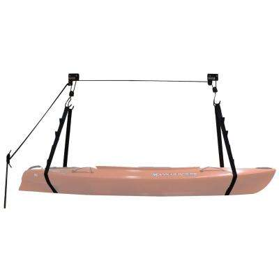 120 lbs. Capacity Kayak Hoist for Garage