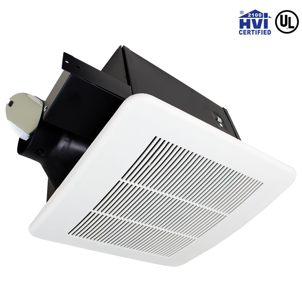 BV Ultra-Quiet 150 CFM, 2.0 Sones Bathroom Ventilation And Exhaust Fan-BV-BF-03