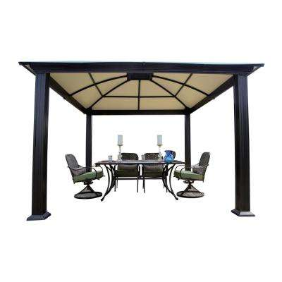 12 ft. x 12 ft. Aluminum Gazebo