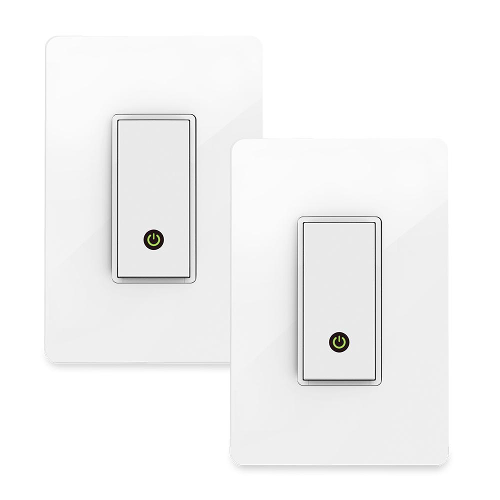 WeMo Light Switch (2-Pack) on
