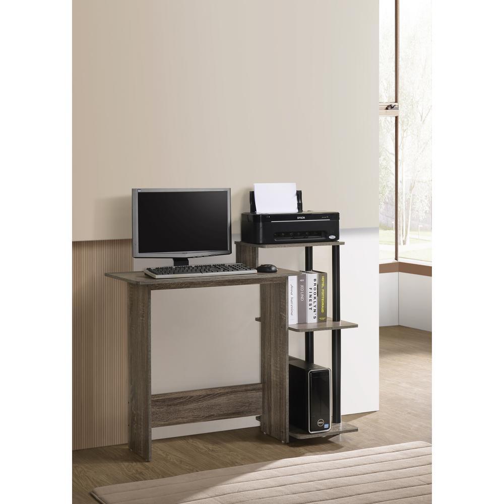 Phoenix Desert Gray Computer Desk