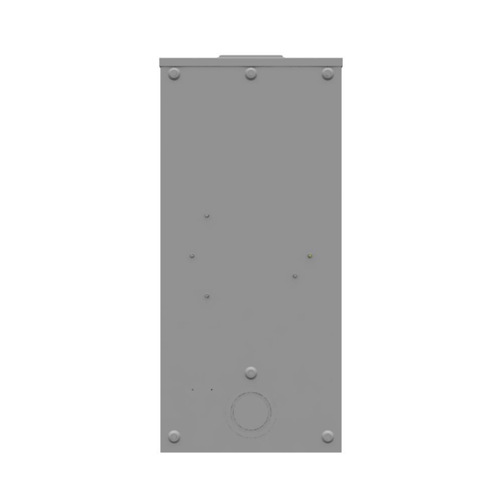 MK 13 Amp Round socket for Circular box Mounting 320WHI