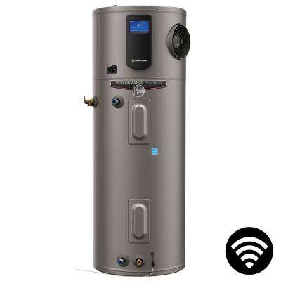 Performance Platinum 80 gal. 10 Year Hybrid High Efficiency Smart Tank Electric Water Heater