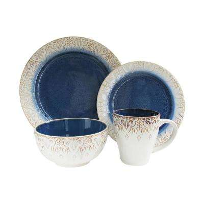 16-Piece Granada Dinnerware Set