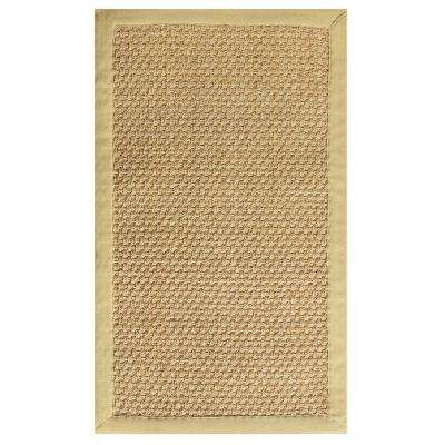 Seascape Natural 2 ft. x 3 ft. 4 in. Accent Rug