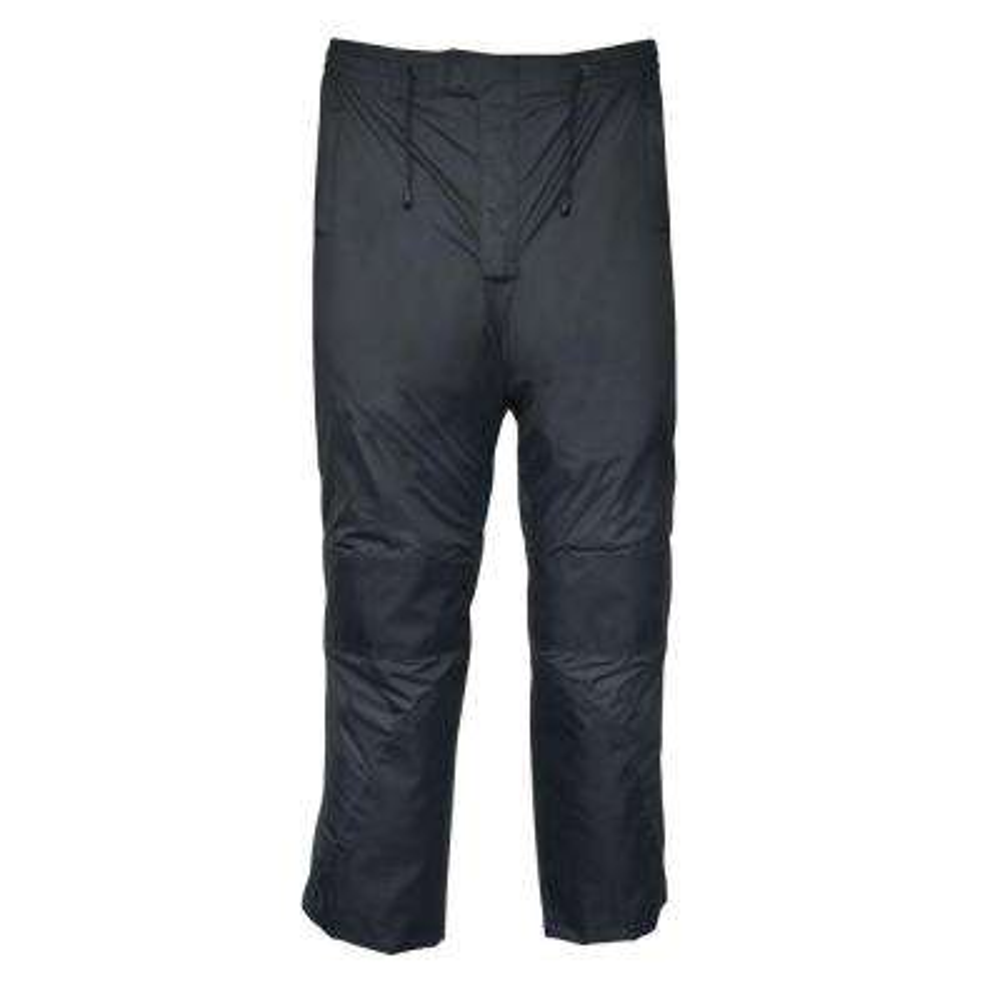 Ladies RX Medium Black Rain Pant