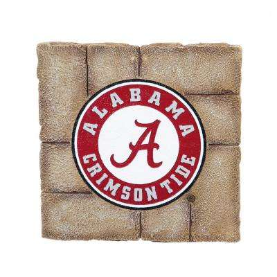 University of Alabama 12 in. x 12 in. Decorative Garden Stepping Stone