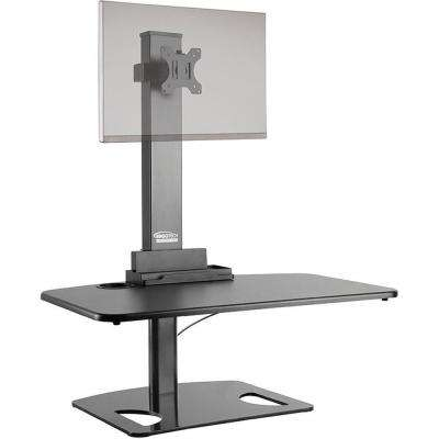 Single Freedom Sit-Stand Desk Workstation