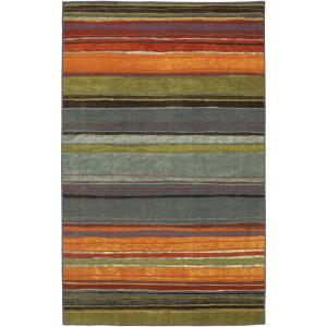 Mohawk Home Rainbow Multi 1 ft. 8 inch x 2 ft. 10 inch Accent Rug by Mohawk Home