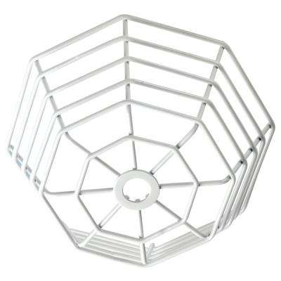 OSC/ODC Ceiling Mount Sensor Protective Cage, White