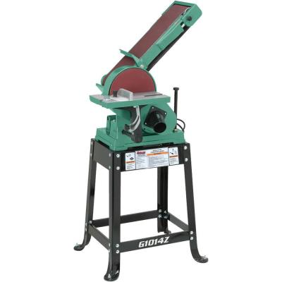6 in. x 48 in. Belt 9 in. Disc Z Series Combination Sander