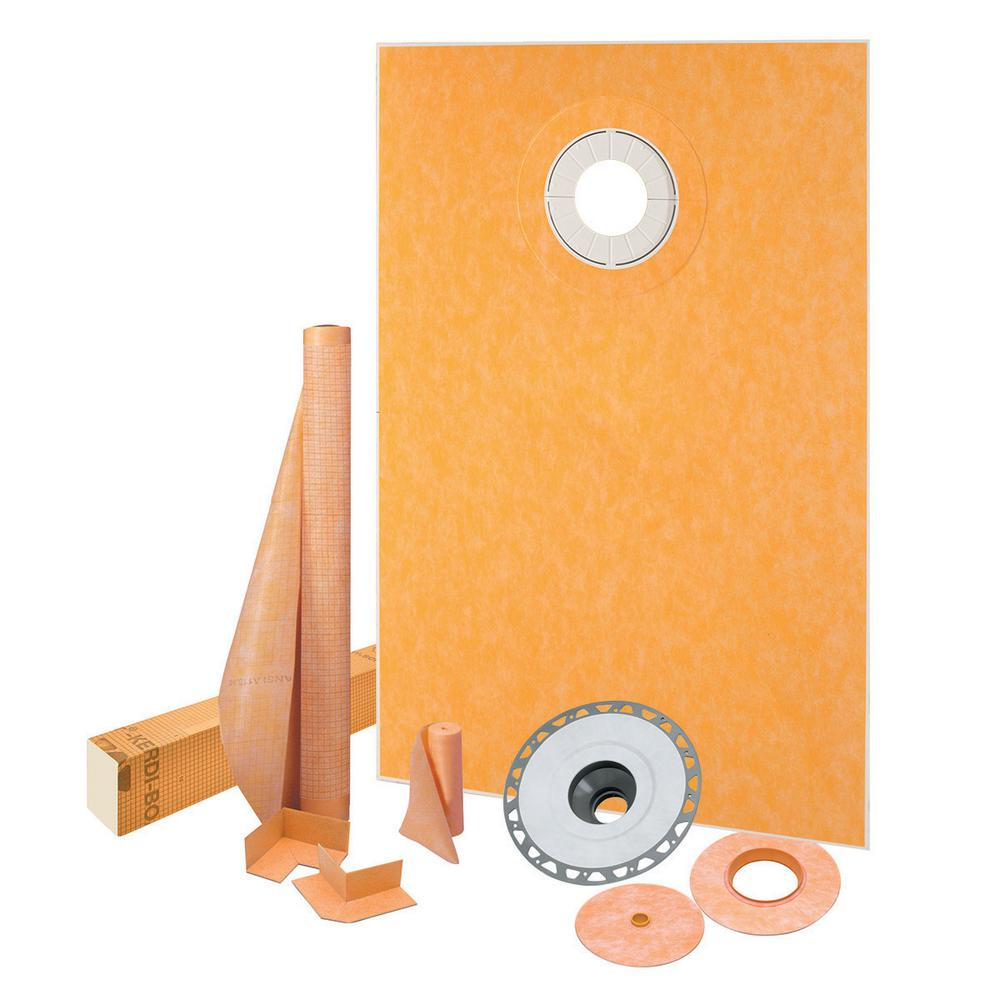 Shower Installation Kits
