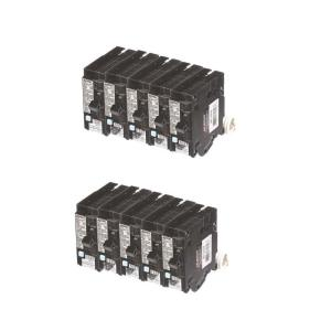 Murray 20 Amp Single Pole Dual Function Circuit Breakers (10-Pack) by Murray