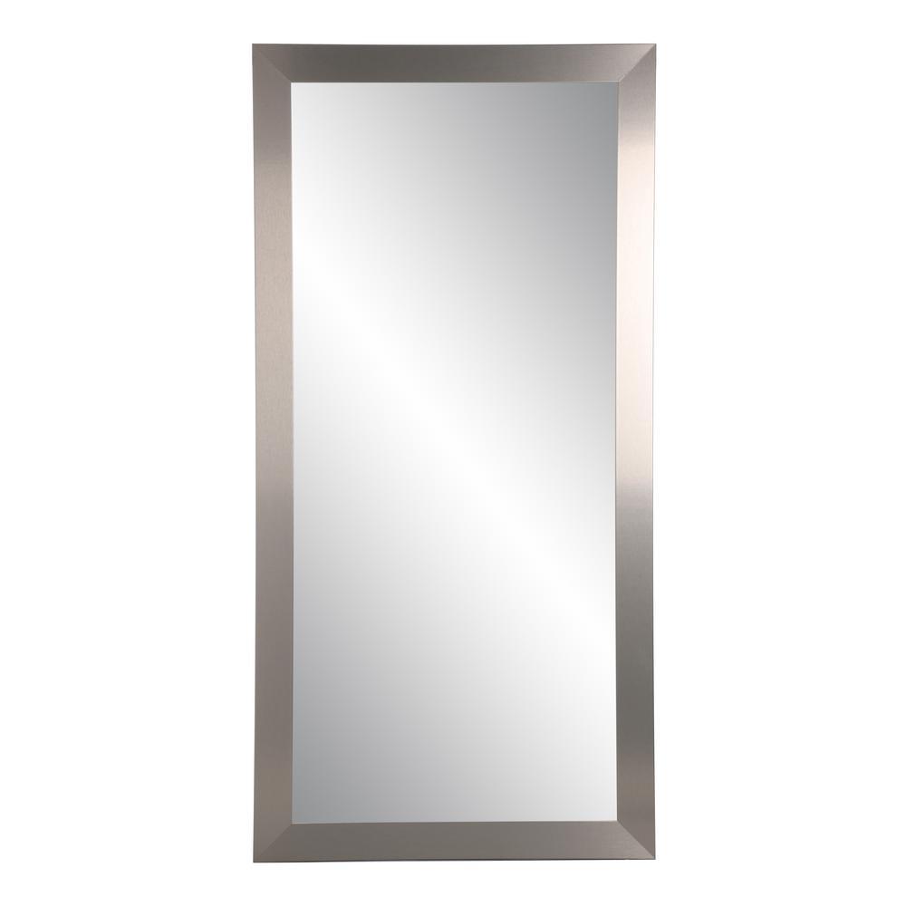 Industrial Floor Mirror: BrandtWorks Industrial Modern Home Accent Floor Mirror