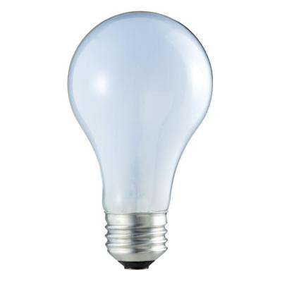 60W Equivalent Incandescent A19 Natural Light Bulb (24-Pack)