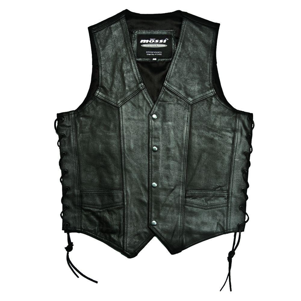Mossi Mens Side Lace Size-44 Vest