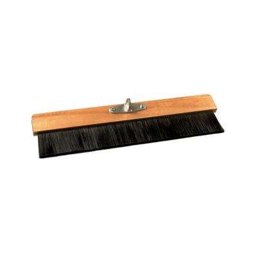 36 in. Concrete Wood Brush with Medium Poly Bristles