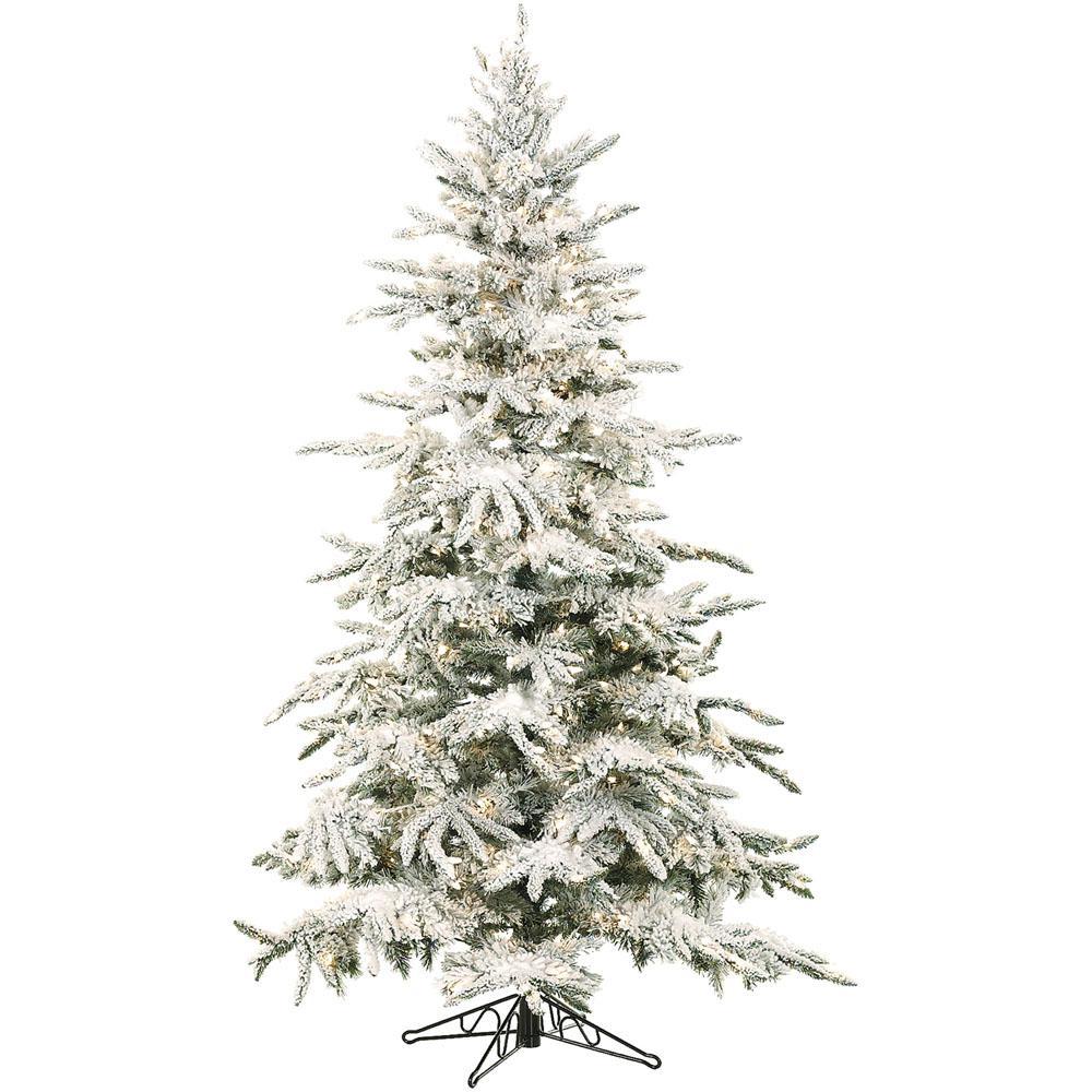 Fake Christmas Trees Home Depot