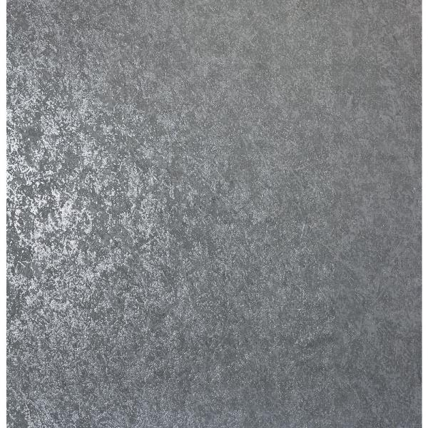 Arthouse Texture Kiss Foil Grey Charcoal Non-Woven Wallpaper