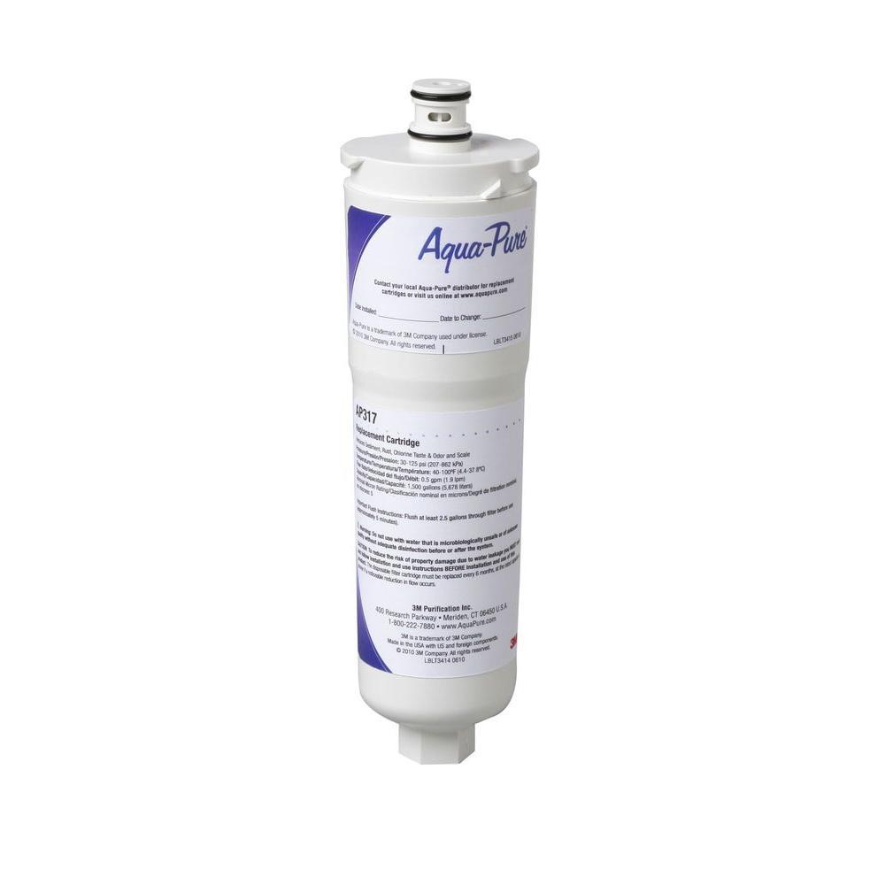 null Aqua-Pure Water Filter