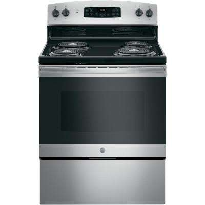 Ge Ranges Appliances The Home Depot