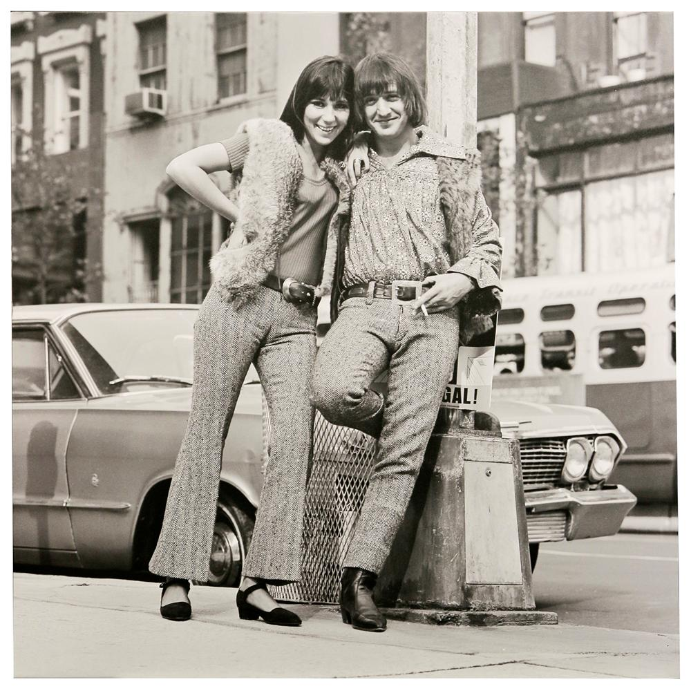 StyleCraft Sonny and Cher Portrait Multicolored Canvas Wall Art was $338.99 now $142.32 (58.0% off)