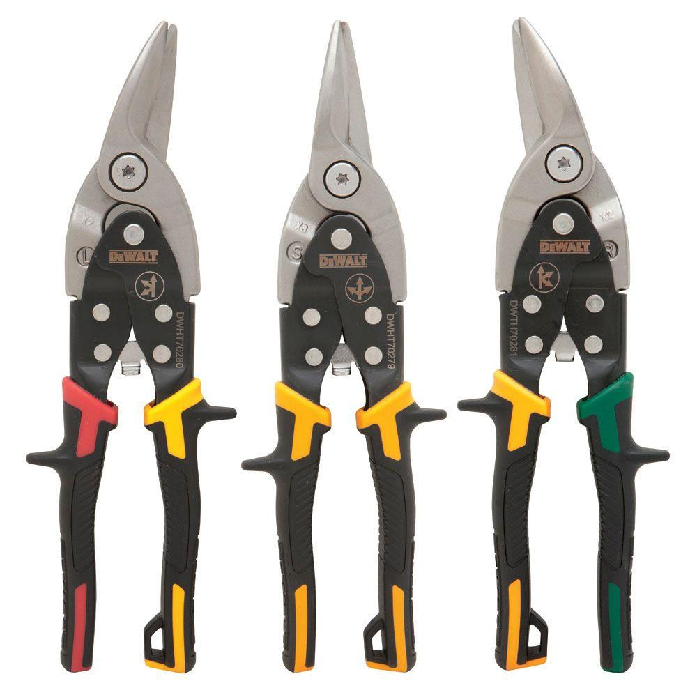 Aviation Snips (3-Pack)
