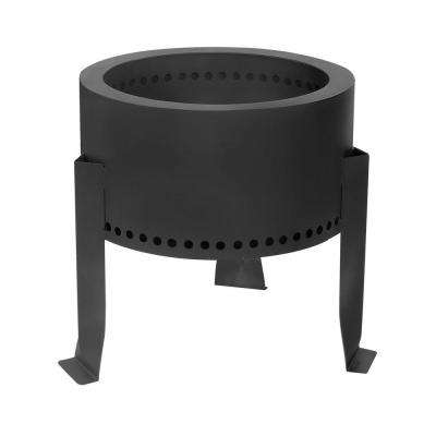 13.5 in. Metal Wood Pellet Fire Pit
