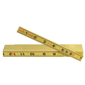 Klein Tools 6 ft. Fiberglass Folding Ruler by Klein Tools