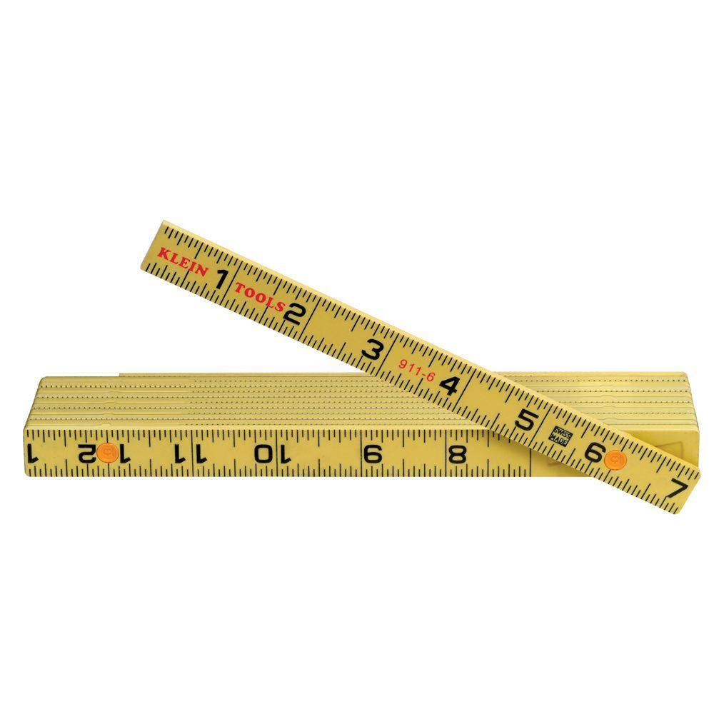 6 ft. Fiberglass Folding Ruler