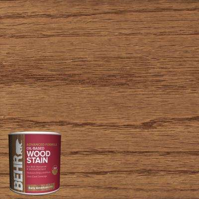 8 oz. #TIS-516 Early American Transparent Oil-Based Advanced Formula Interior Wood Stain