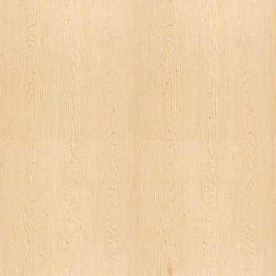 4 ft. x 8 ft. Laminate Sheet in Hard Rock Maple with Matte Finish