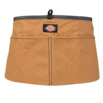 2-Pocket Light-Weight Canvas Tool / Work Apron, Tan