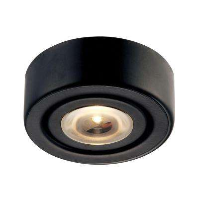 Alpha Collection 1-Light LED White Recessed Disc Light