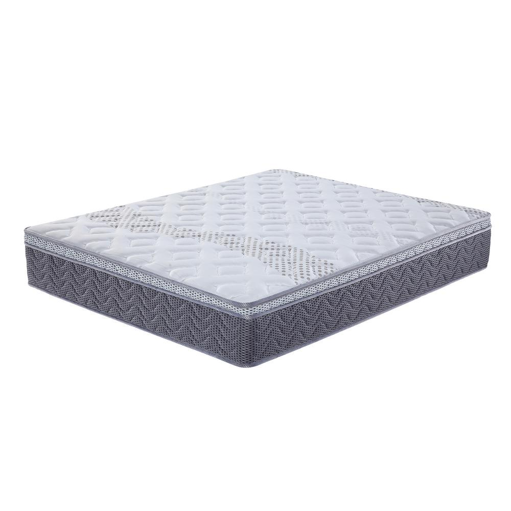 Acme Furniture Keon Queen Euro Top Hybrid Mattress 29197