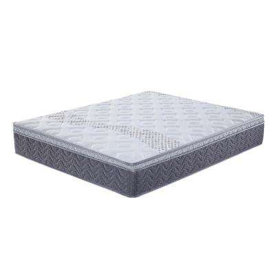 Keon Queen Euro Top Hybrid Mattress