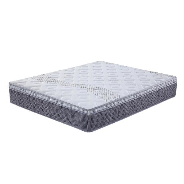 Acme Furniture Keon Queen Euro Top Hybrid Mattress