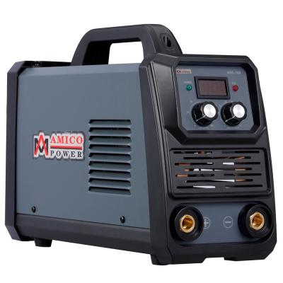 180 Amp Stick Lift-TIG Arc Combo DC Welder, 100-Volt to 250 Volt Voltage, 80% Duty Cycle, Compatible with all Electrodes
