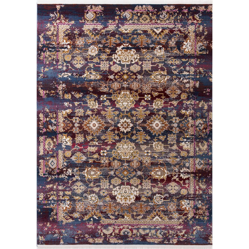 Kas Rugs Papillon Jeweltone Cypress 8 ft. x 10 ft. Area Rug was $212.42 now $116.83 (45.0% off)
